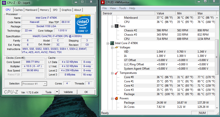 4790k Overclock - Overclocking - Level1Techs Forums