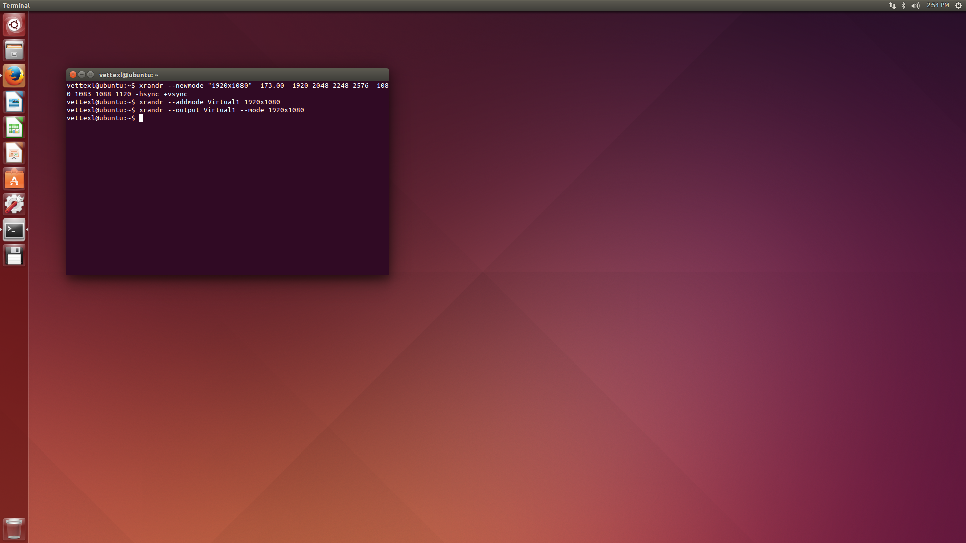 SOLVED] Ubuntu 14 10 1920x1080 issue - Linux - Level1Techs Forums