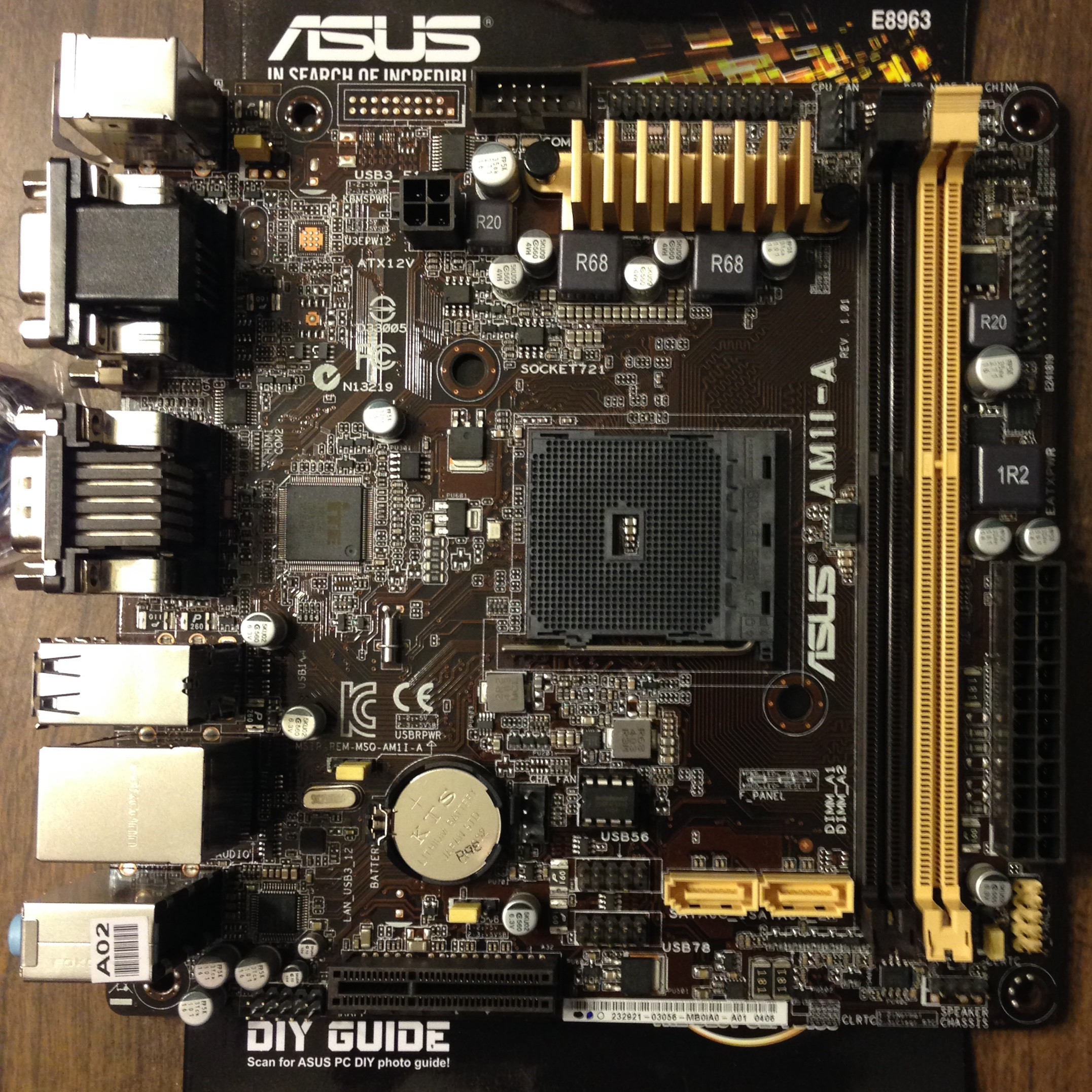 ASUS AM1I-A REALTEK AUDIO DOWNLOAD DRIVERS