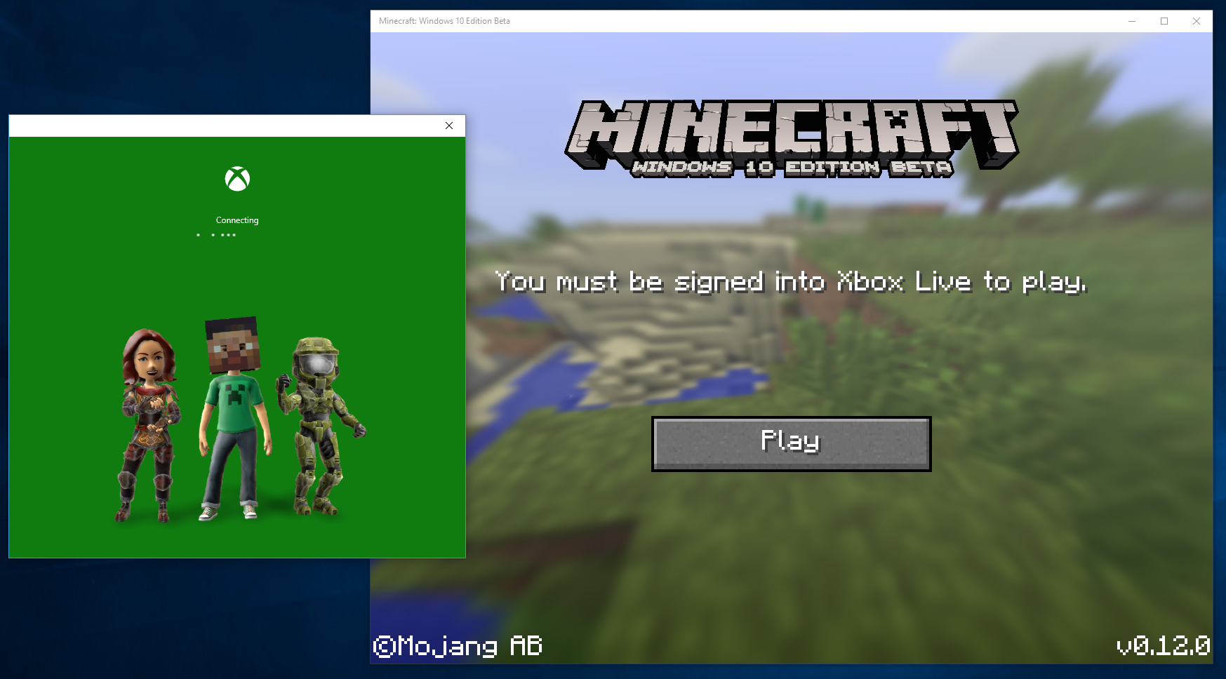 Minecraft Windows Beta Available To Download For Free If You - Skins para minecraft windows 10 edition beta