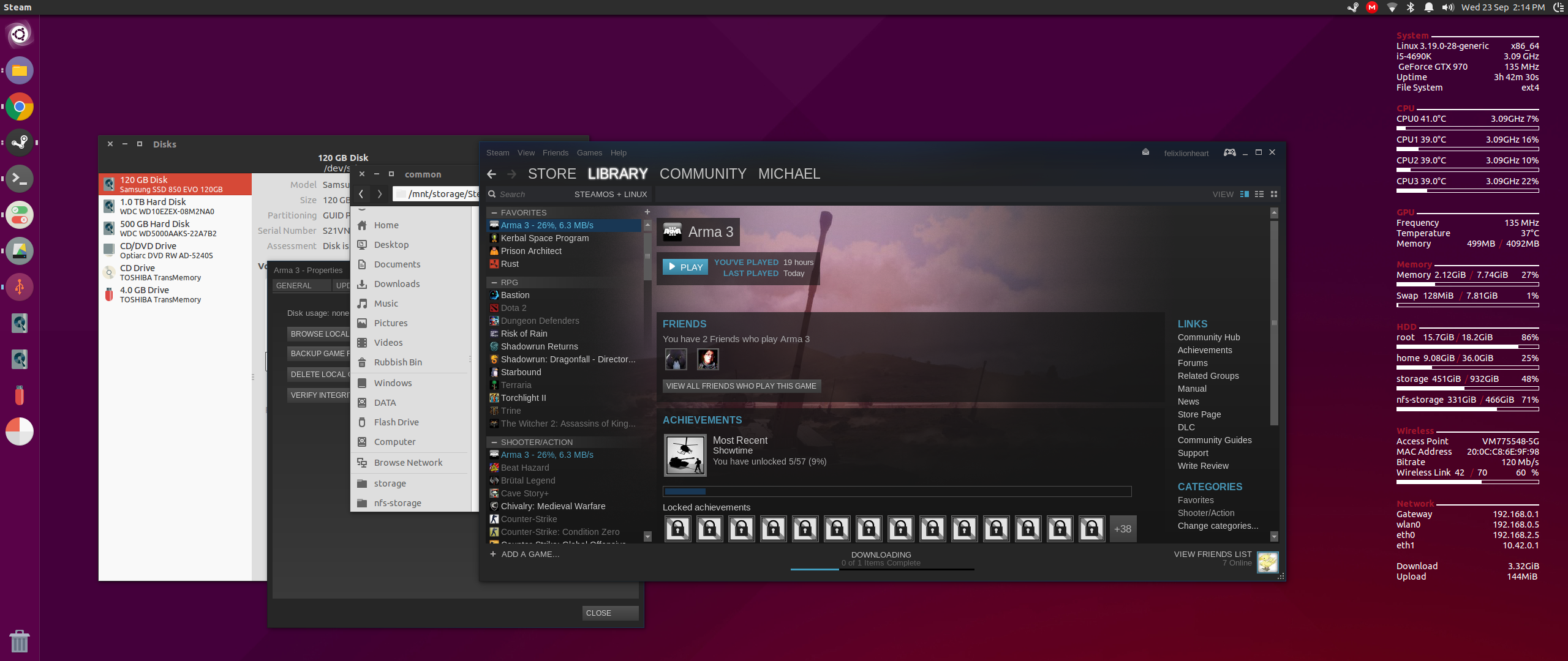 Arma 3 Server View Distance arma 3 on linux? - gaming - level1techs forums