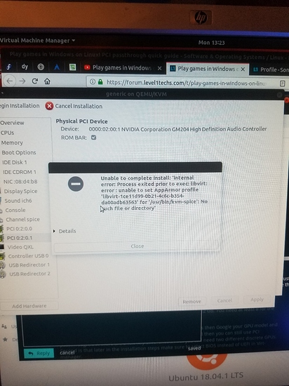 Play games in Windows on Linux! PCI passthrough quick guide - VFIO