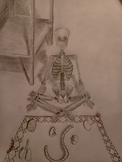 SalesSkeleton