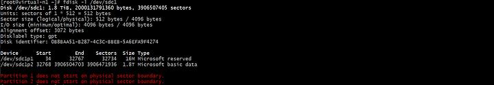 fdisk