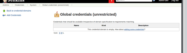 AddCredentials
