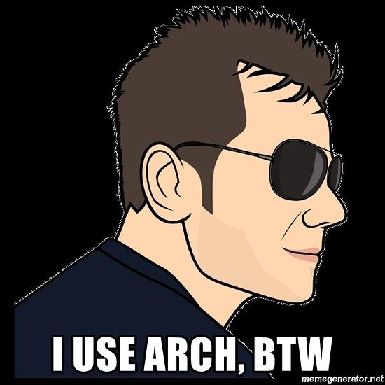 i-use-arch-btw