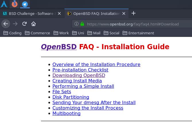 Openbsd Desktop 2019