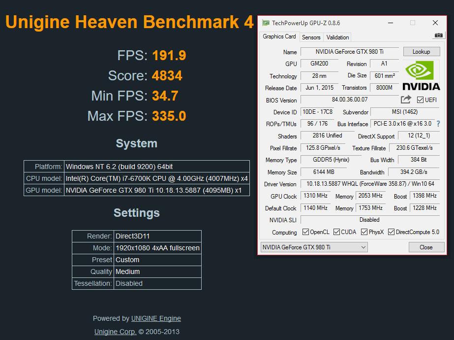 GPU Benchmark Thread - GPU - Level1Techs Forums