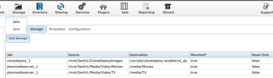 Plugins won't start on FreeNAS - Software & Operating