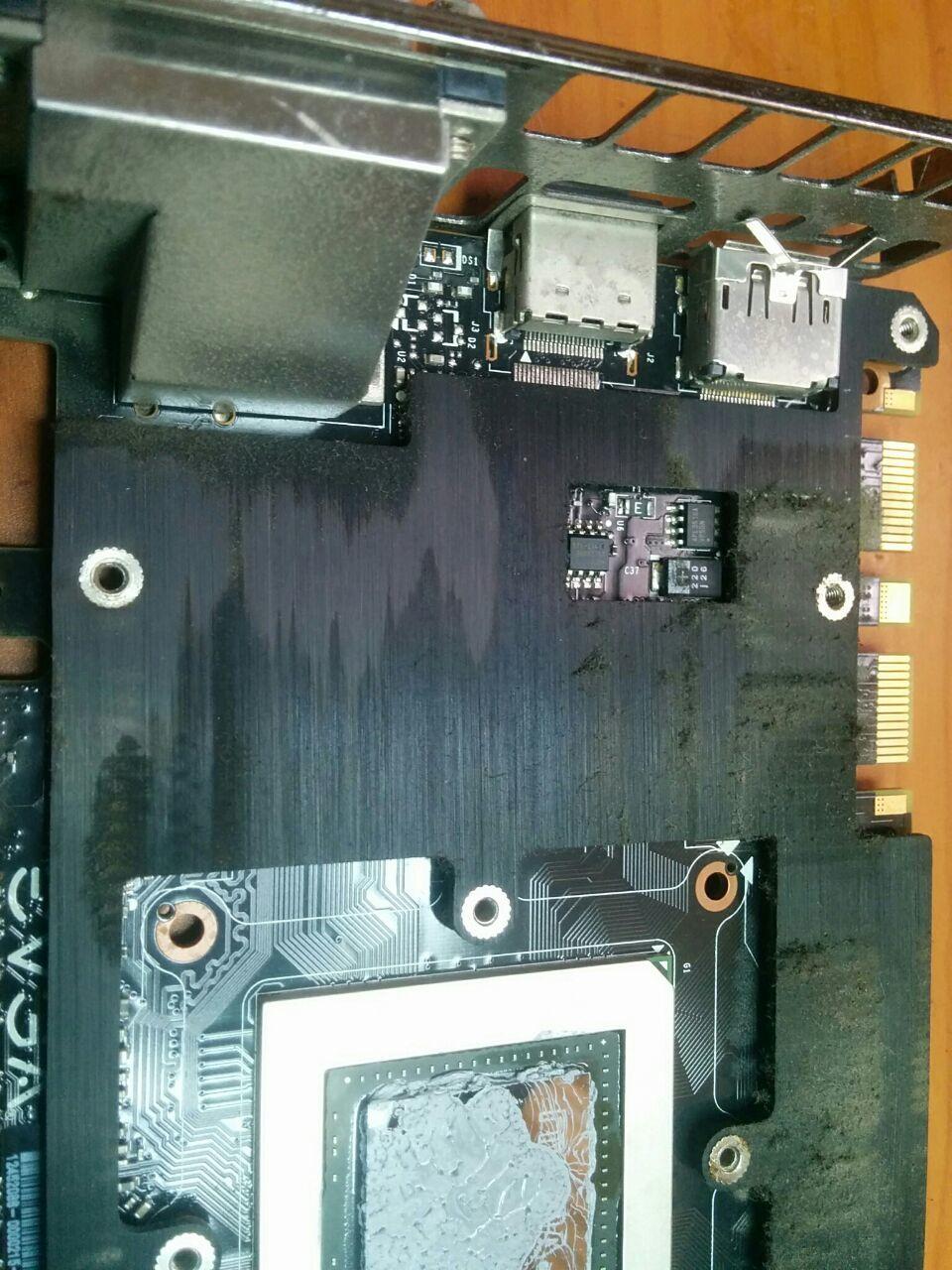 Help: Messing around with video drivers has bricked GPU - GPU