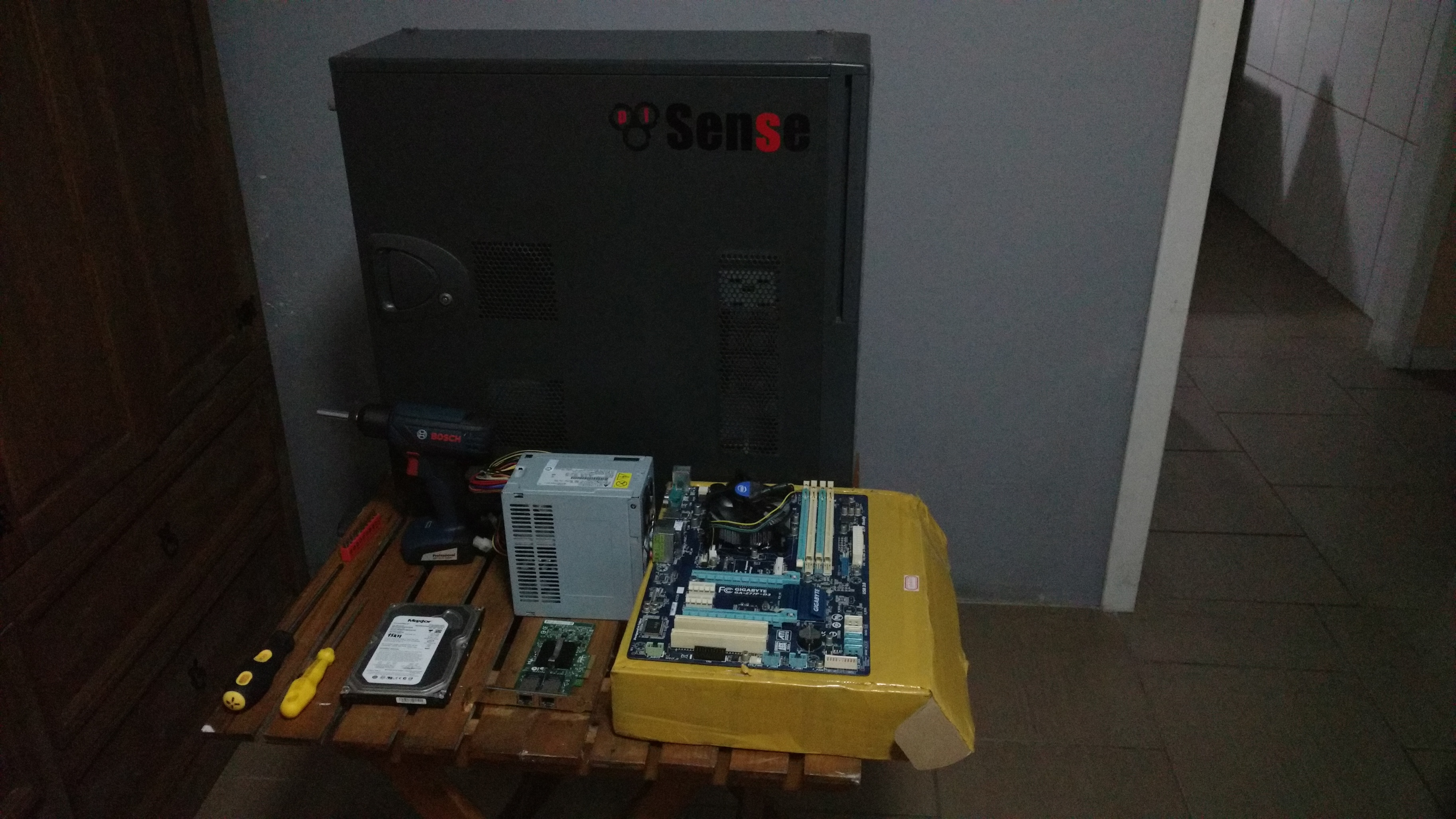 Best Barebone PC For DIY Router? - Networking Hardware