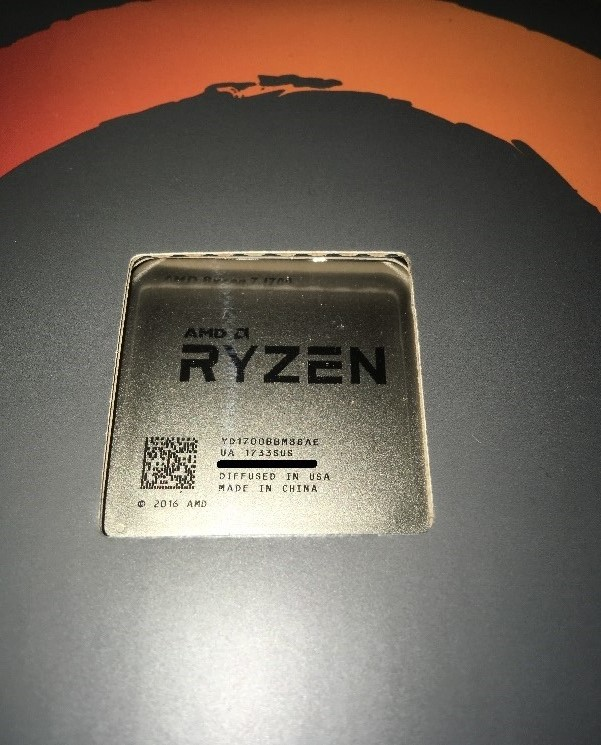 Calling all Linux Ryzen owners! Submit your CPU numbers
