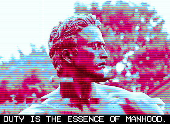 duty-manhood