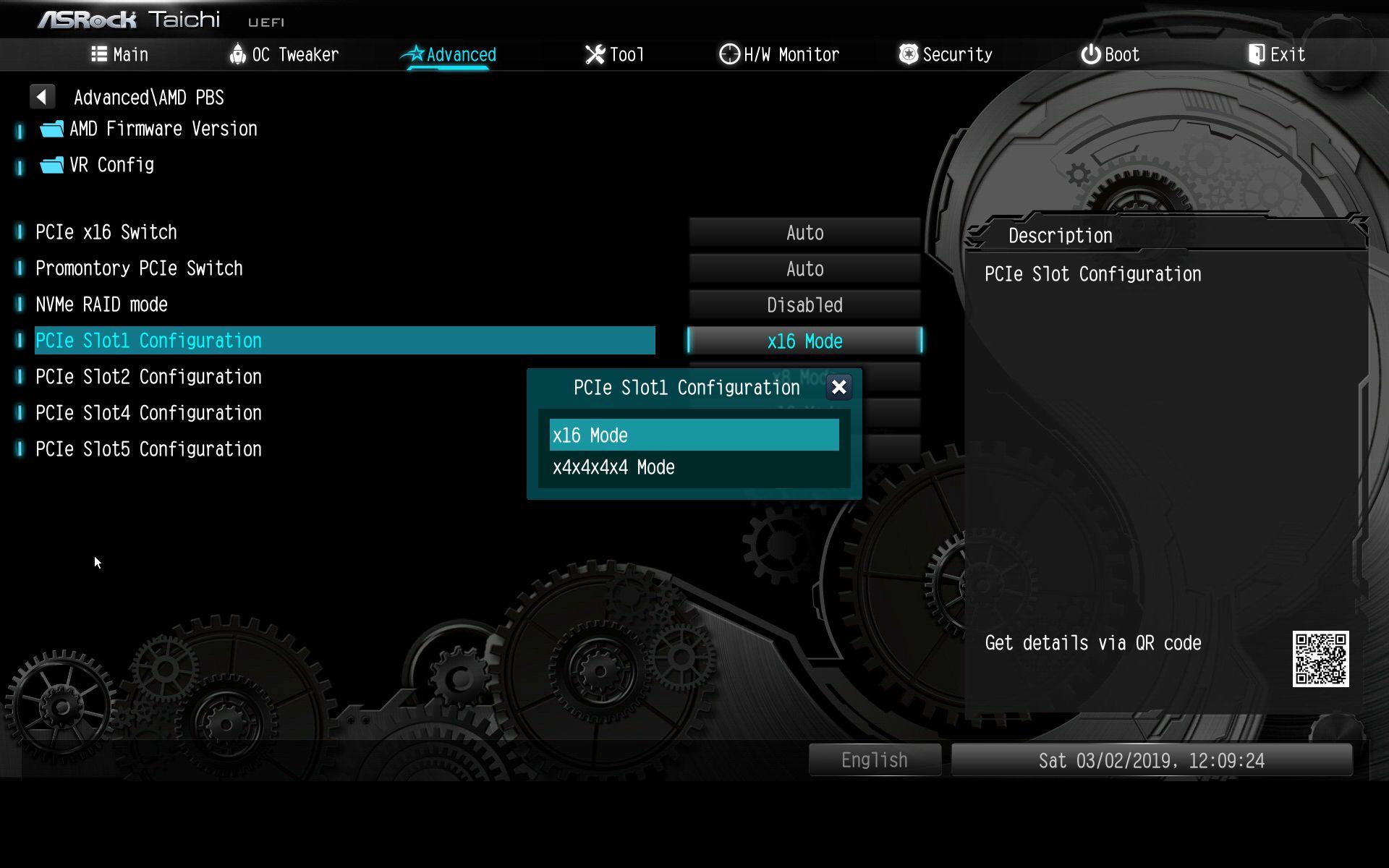 ASRock X399 Taichi / Fatal1ty summary Thread - Motherboards