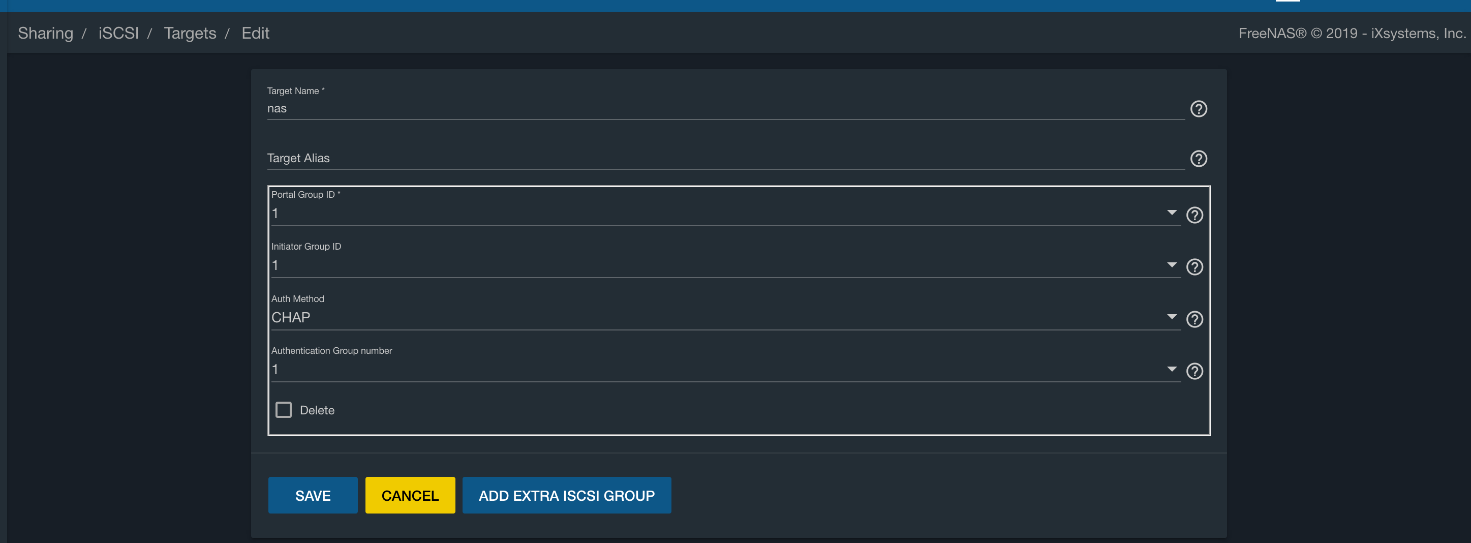 FreeNAS Pool Migration, iSCSI doesn't show devices - BSD