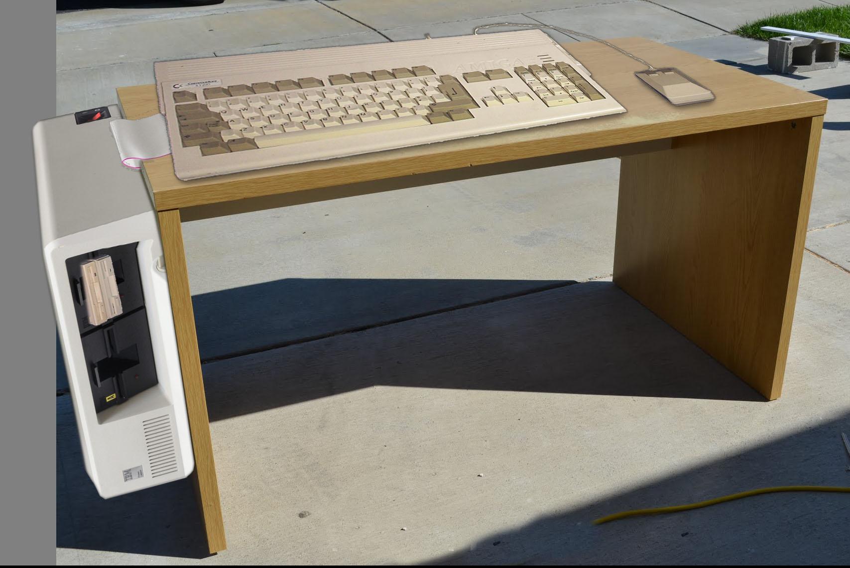 So I got an Amiga - Blog - Level1Techs Forums