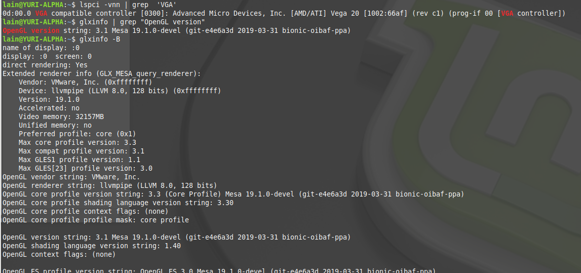 install amd drivers linux mint 19