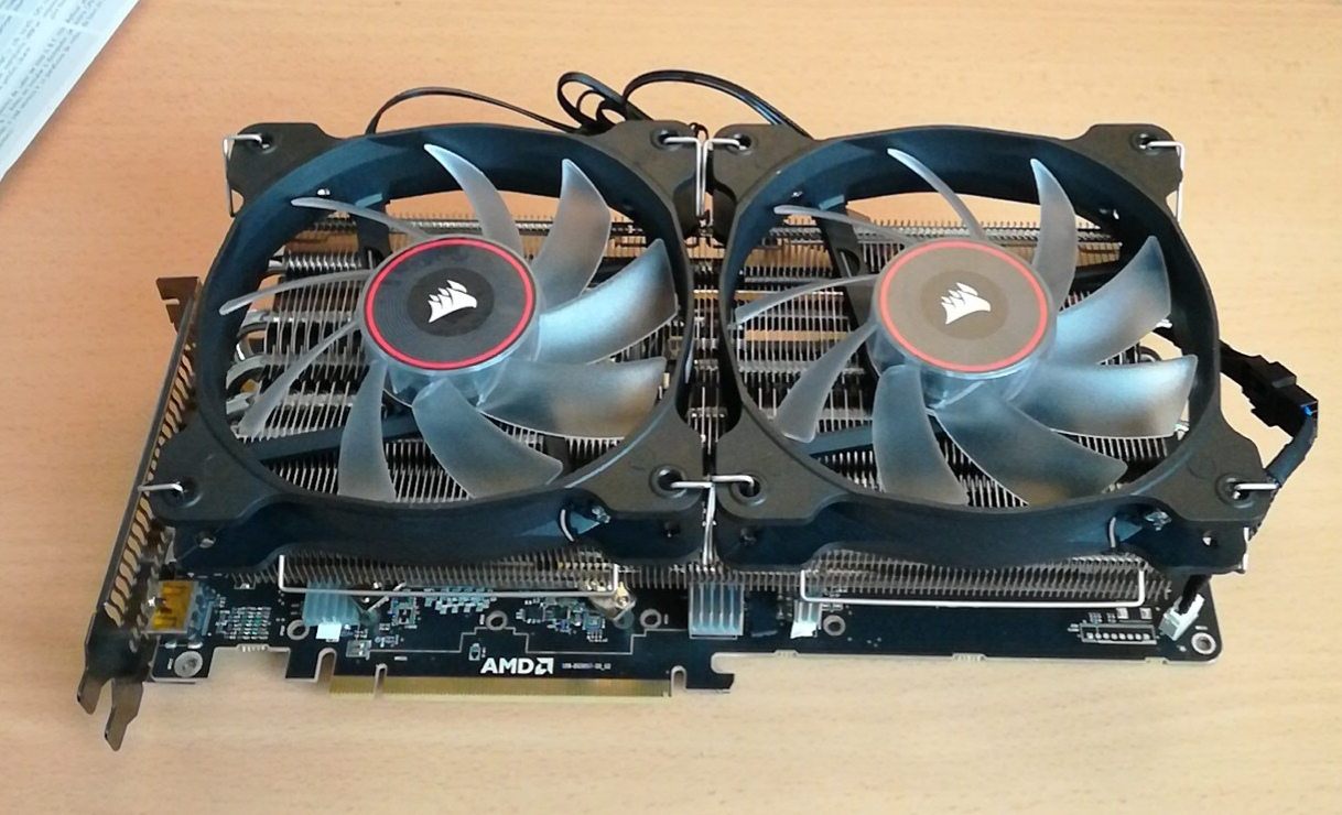 Vega56: Modification and Perfomance | Learning by doing - Blog