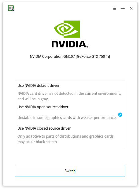 A note to new linux users / new AMD users in linux, about drivers