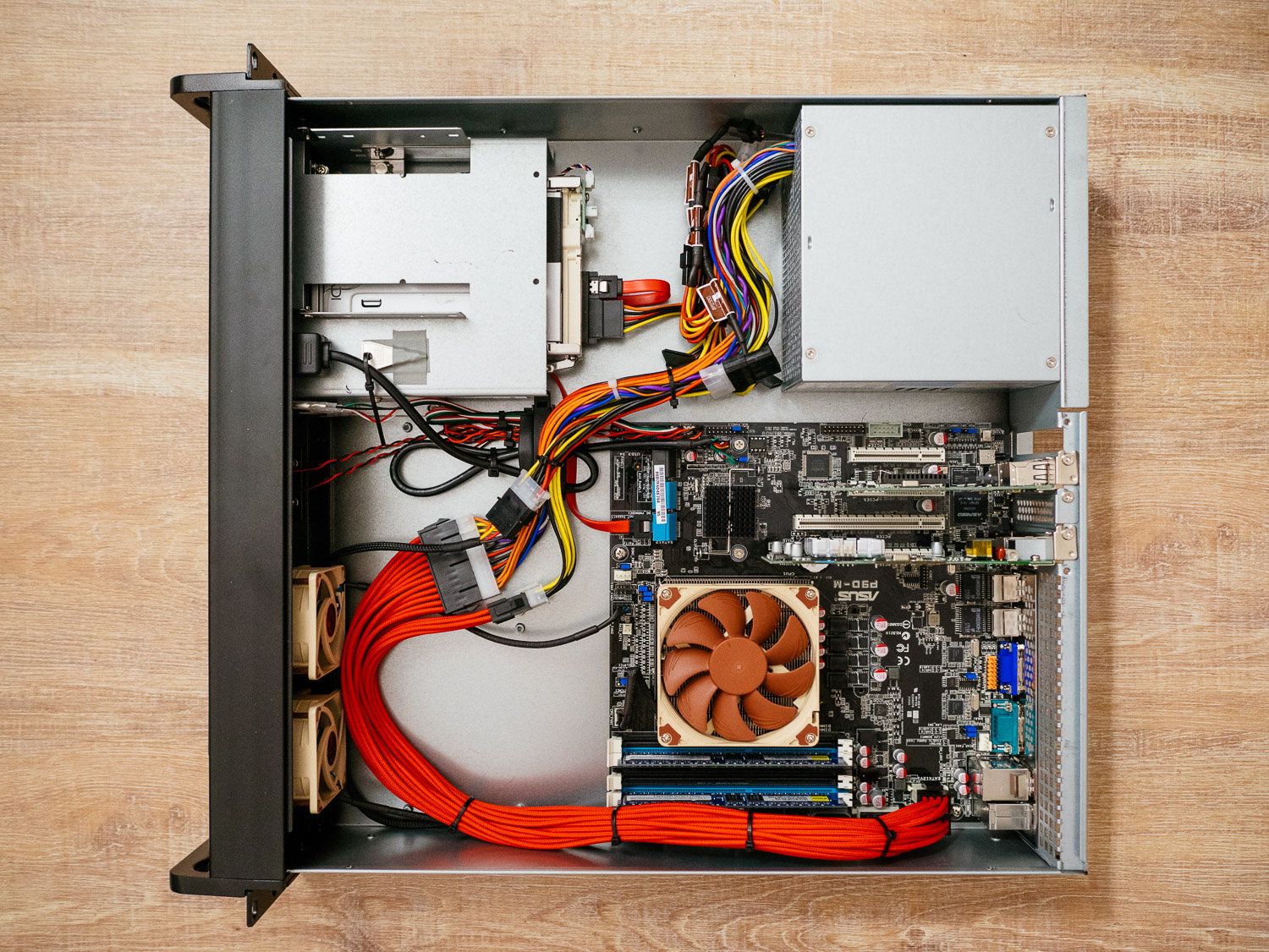 Home server-router build - Projects & Events - Level1Techs Forums