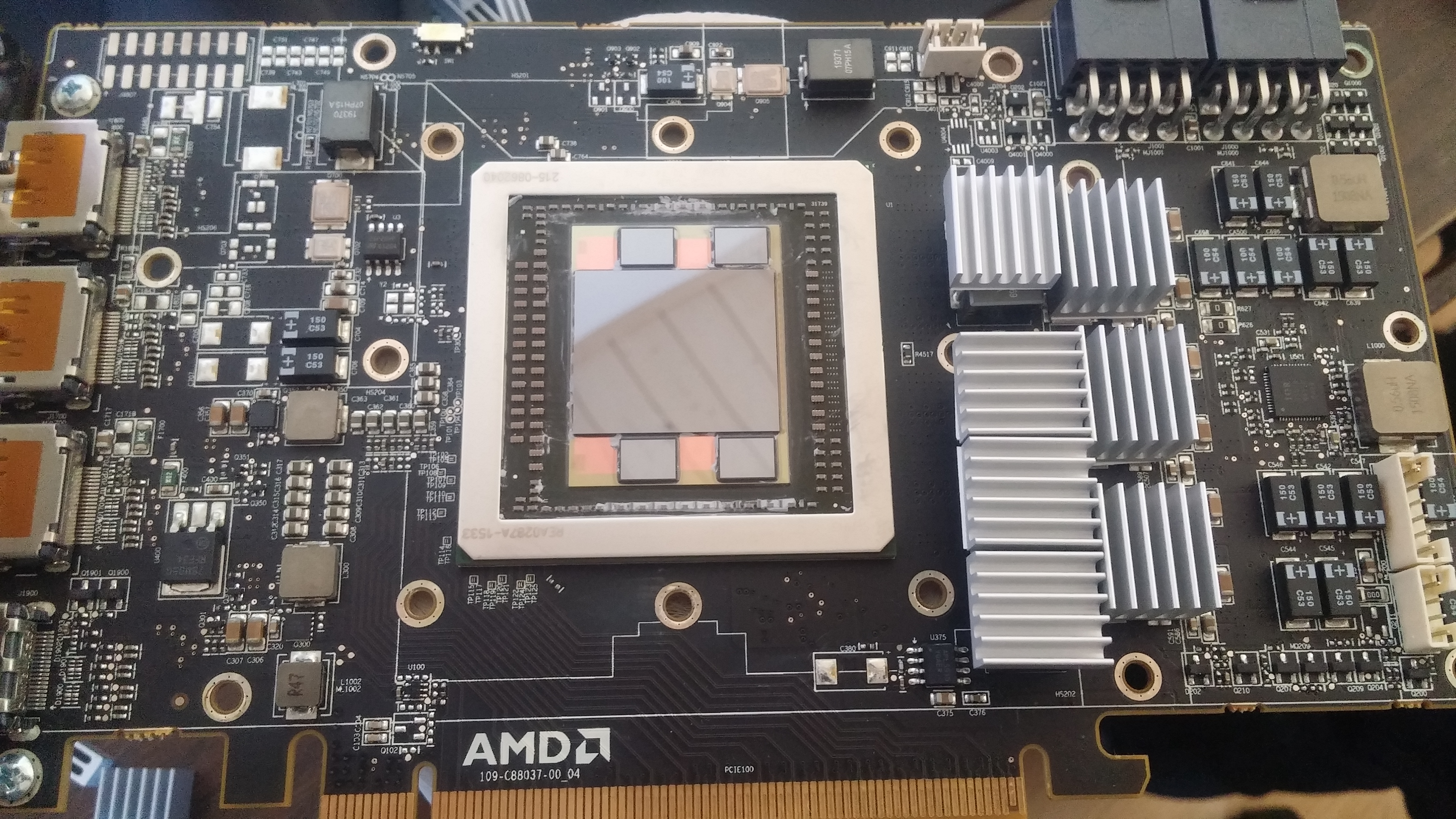 Disassembling Fury X Cooler - Cooling - Level1Techs Forums