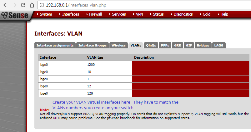 Solved) Getting pfSense and Cisco SG300-10 to play nicely
