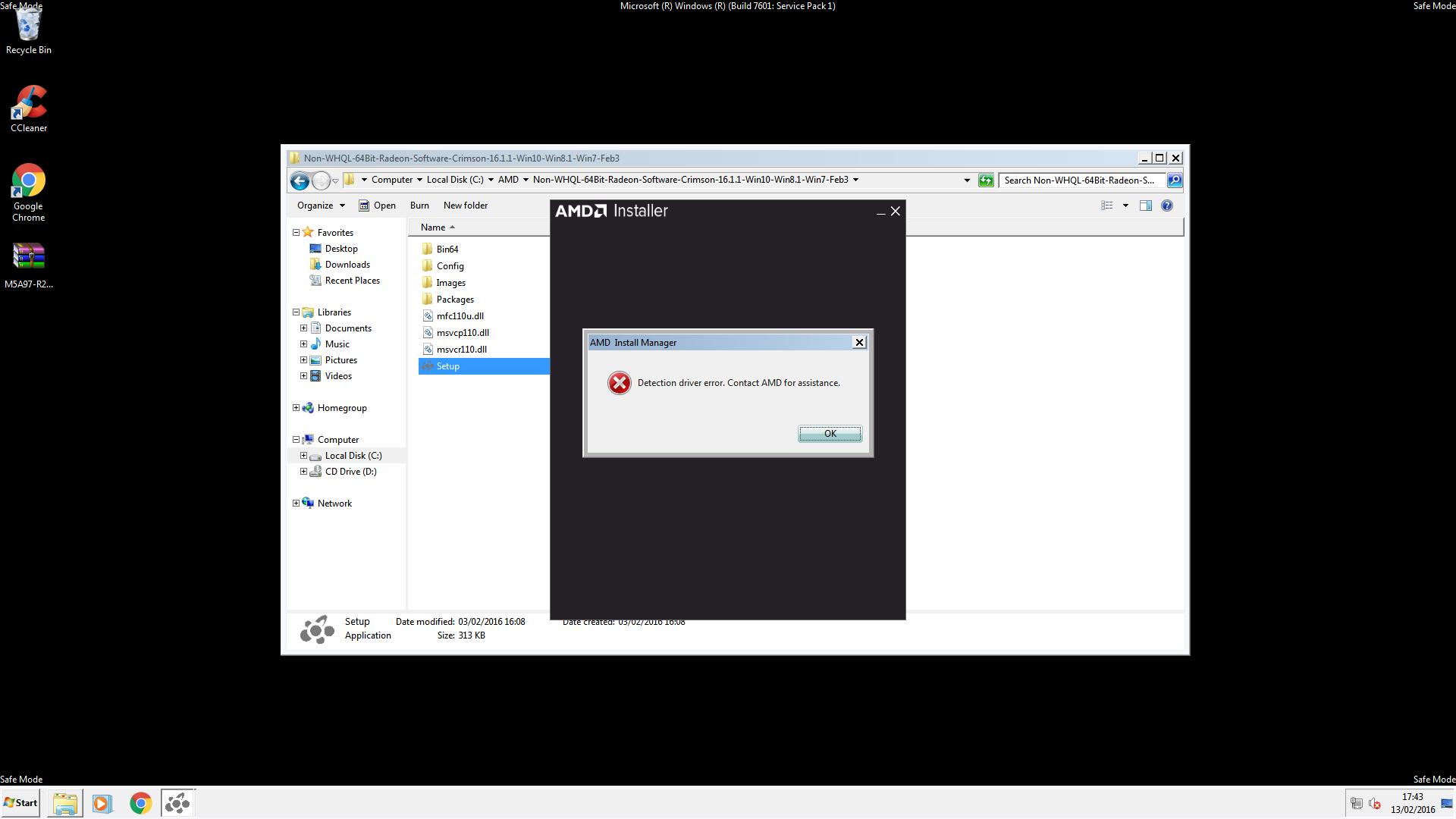 Windows Black Screen of Death - Please Help - Windows