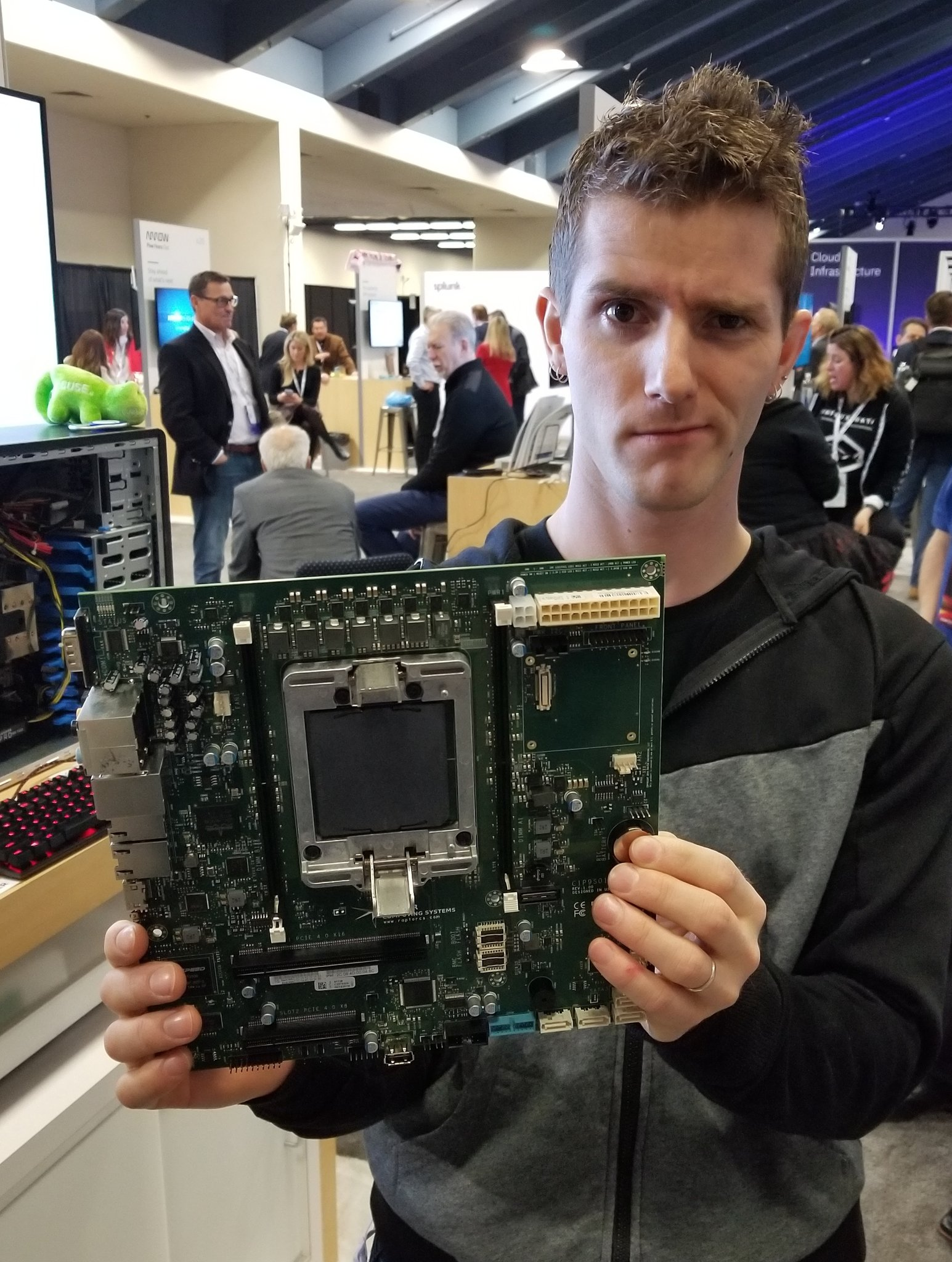 The POWER and PowerPC General Discussion / News Thread - CPU