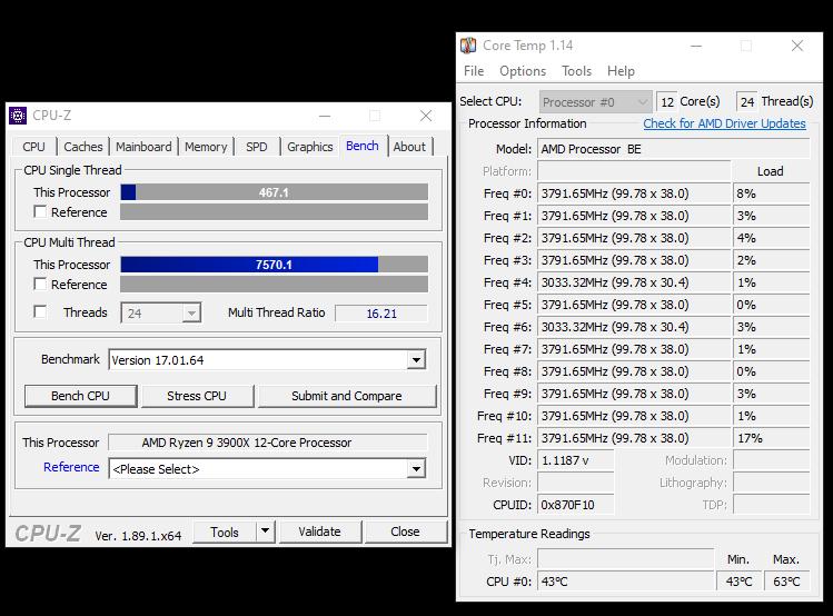Aorus Master x570 Perfect UEFI Settings - Hardware