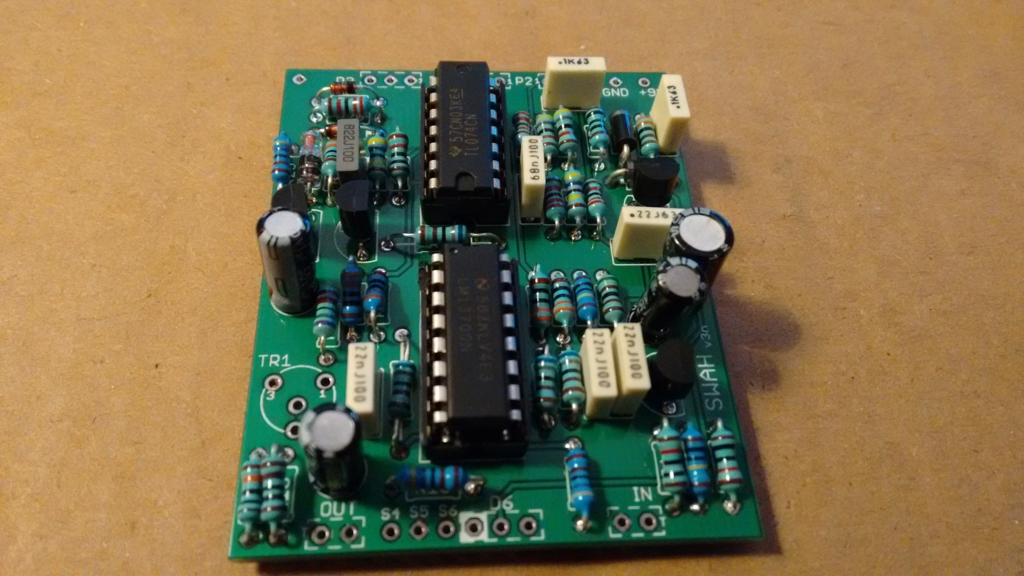 Building My Own Effect Pedals For Guitar Bass Science Re Vero Wah Circuit Img 20160420 1153271822087x1174 692 Kb