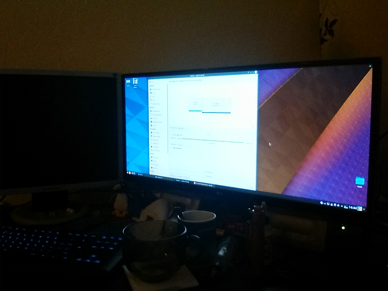 Dual monitors in Linux - Linux - Level1Techs Forums