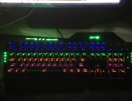 mechanical keyboard corner_promopure