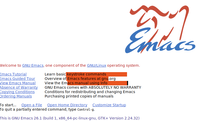 Friendly Emacs Thread - Open Source & Web-Based - Level1Techs Forums