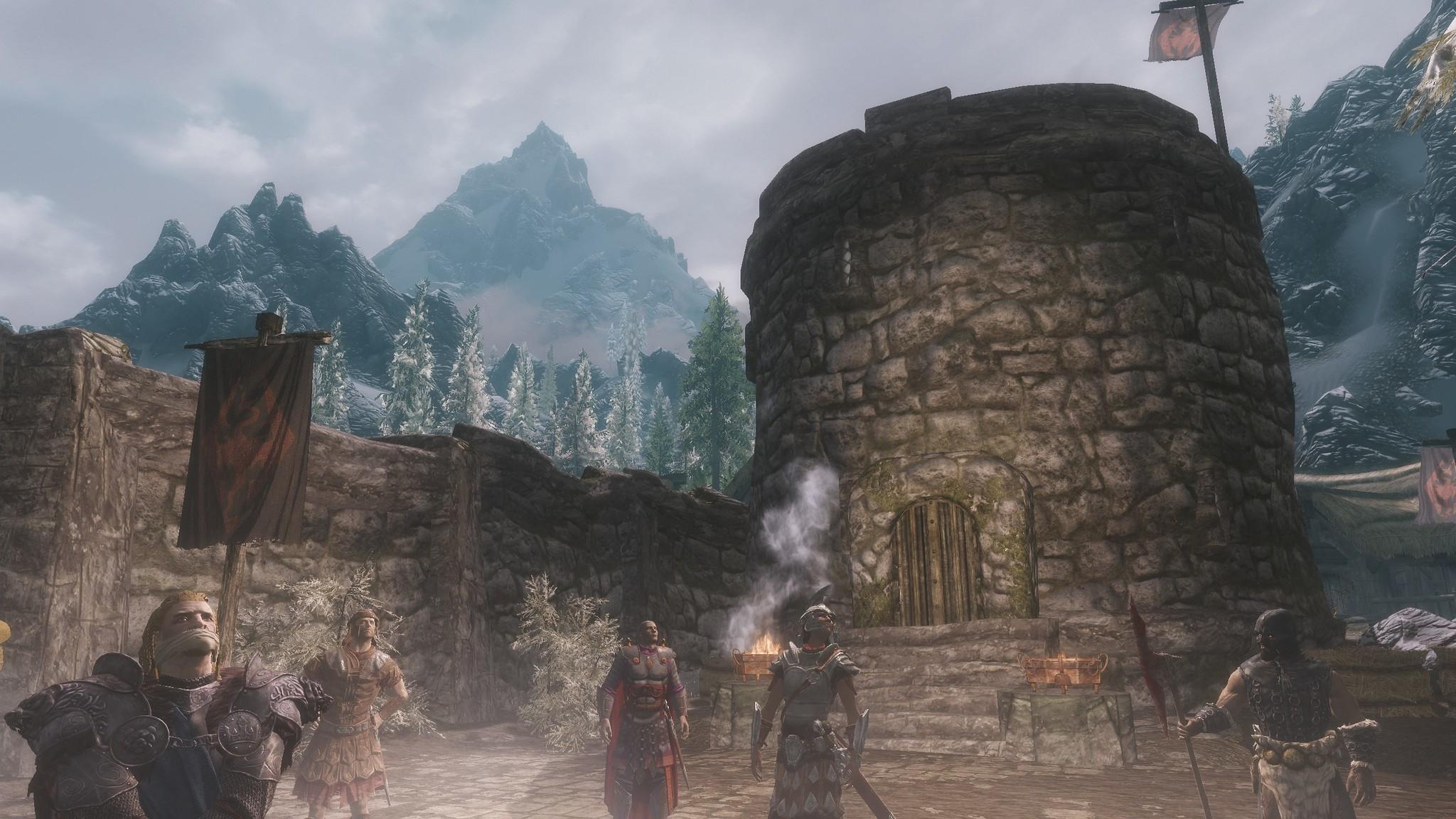 Need uncommon/rare/new mod reccomendations (lore friendly