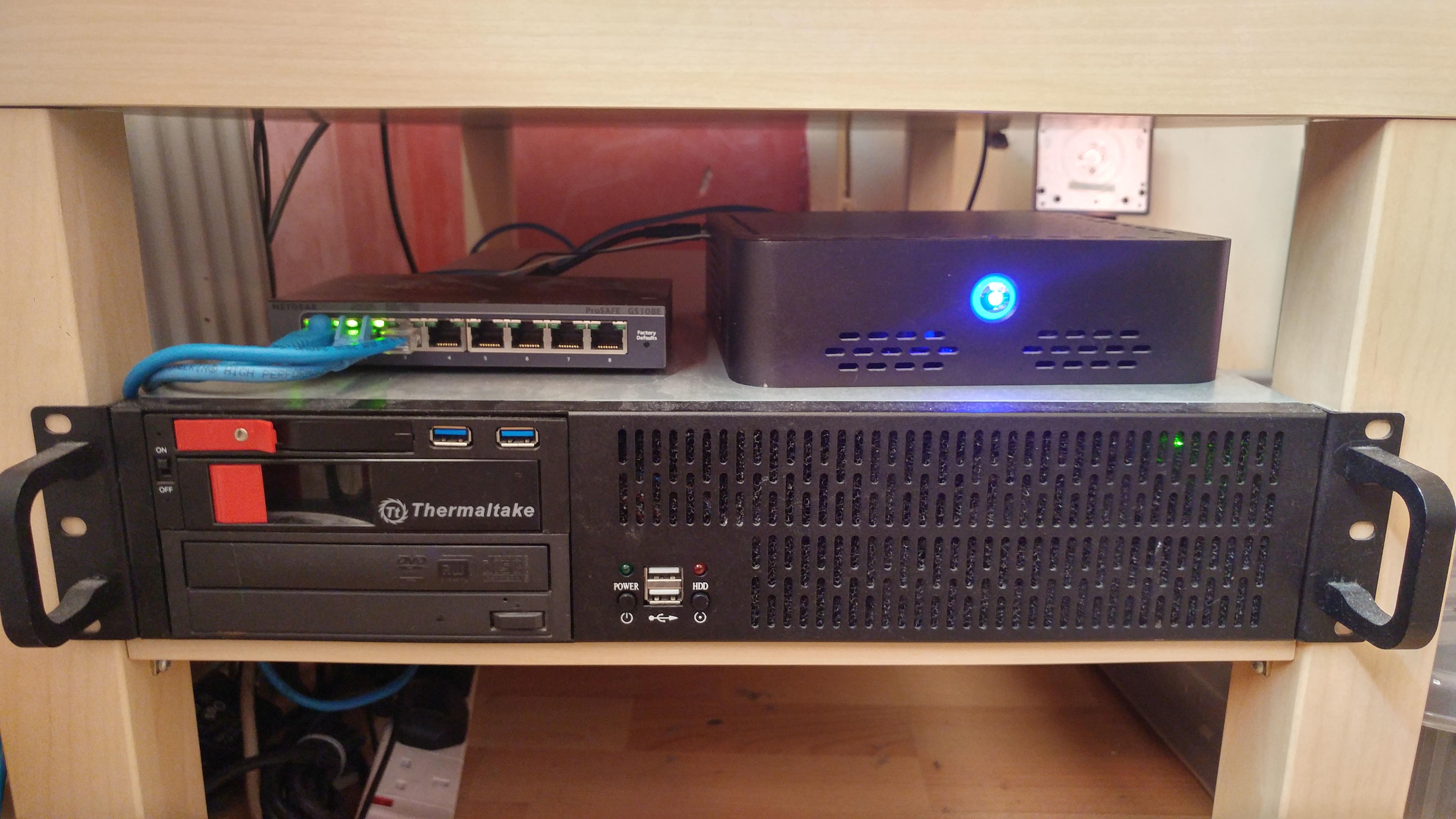 pfSense network and Linux Server Upgrade Blog 2016-17 Part 1 - Blog