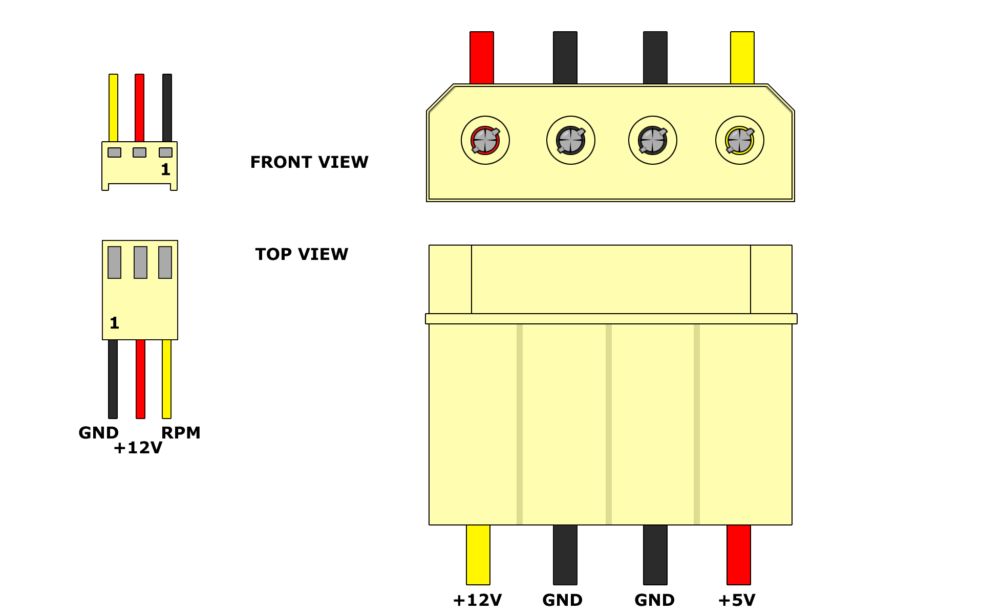 Wiring 4 Pin Molex 5 Qds Rdb Design De U2022 Rh To 8 Diagram Connector