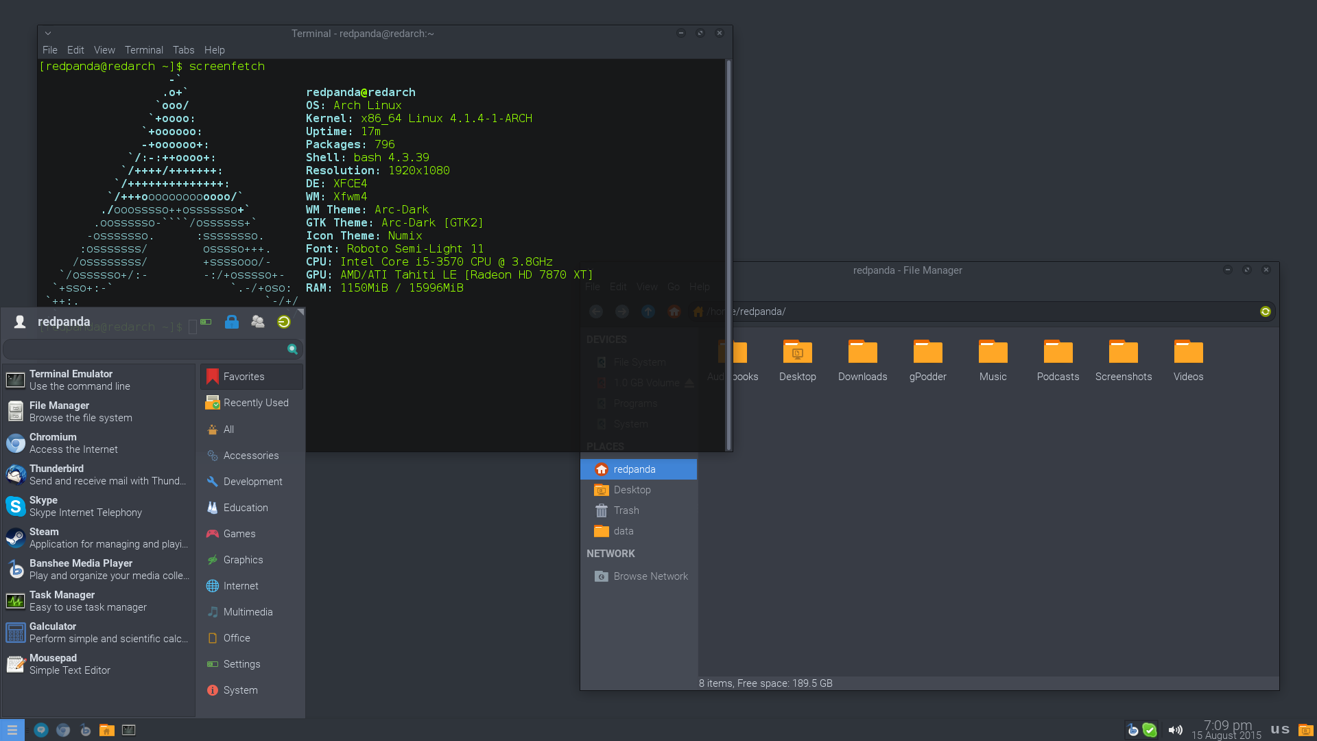 I Never Thought I'd Say This: 'I really like XFCE   ' - Linux