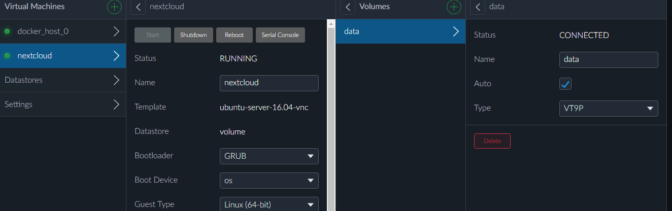 FreeNAS coral Released - formerly FreeNAS 10 - Open Source & Web