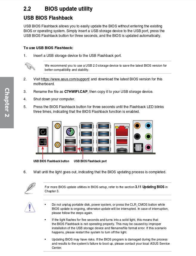 Crosshair Hero VII BIOS problems - Motherboards