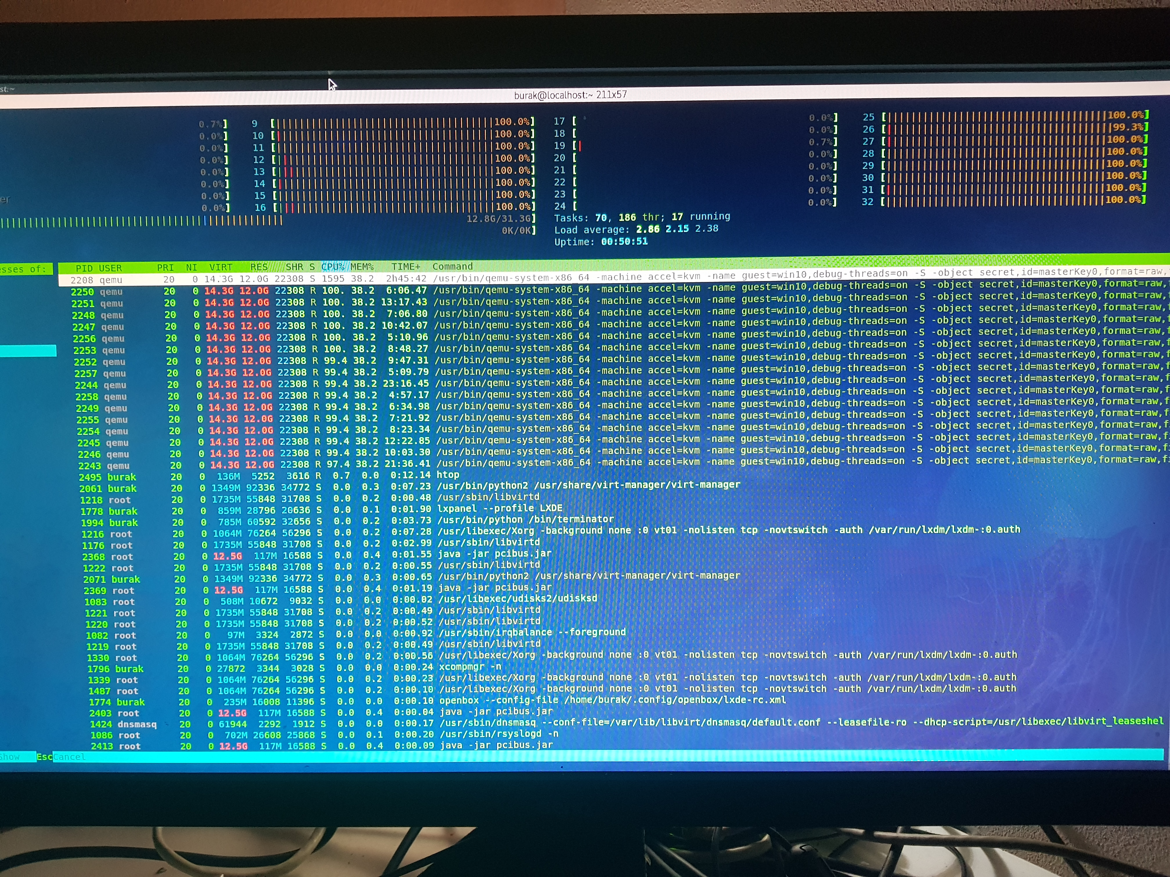 Thanks Level1! Threadripper PCI Passthrough works smooth