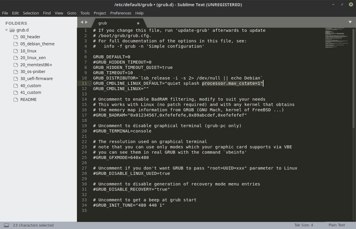 Ryzen/Vega laptop PCIe Bus Error - Linux - Level1Techs Forums