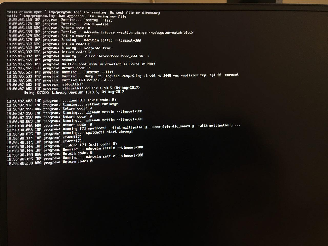 First post: hi! Fedora Install on Dell Precision 5520 help