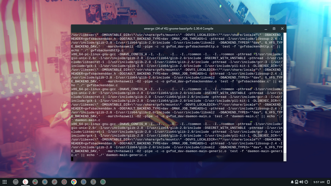 Install Gentoo: My Experiences, Thoughts, and Hurdles