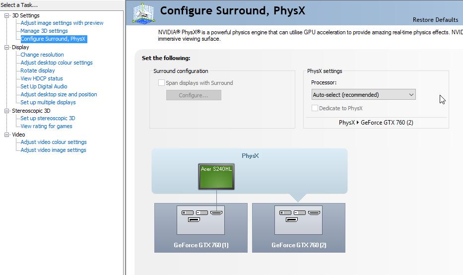SOLVED] GTX760 2GB 2way SLI not working - Help! - GPU - Level1Techs
