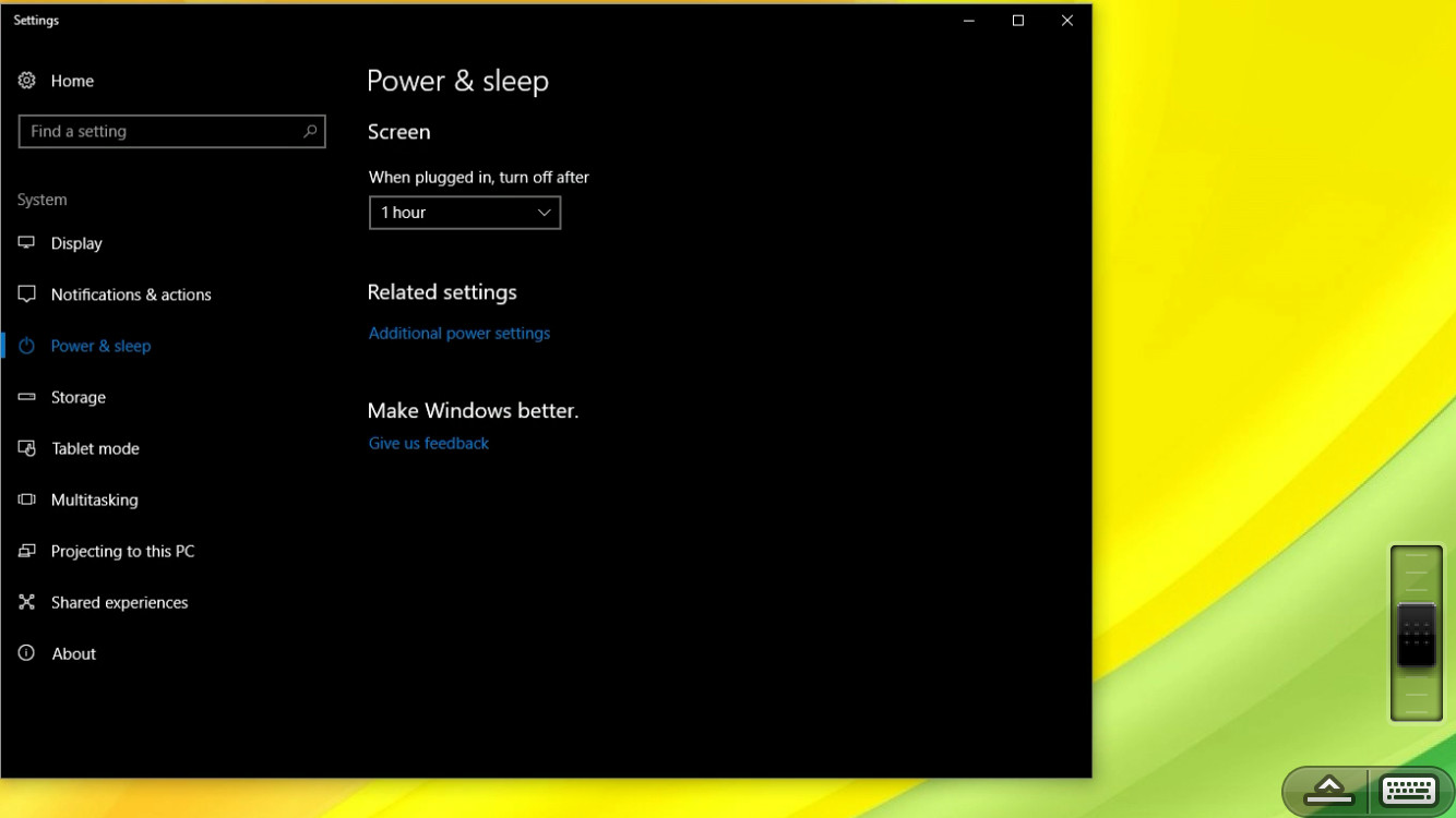 Sleep suddenly missing from Windows 10 - Windows