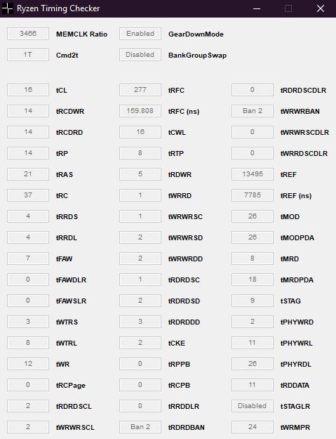My Ryzen DDR4 OC Guide - Overclocking - Level1Techs Forums