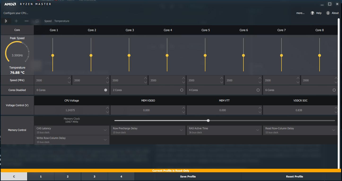 Ryzen P-States info & ASRock Mainboard updates - CPU - Level1Techs