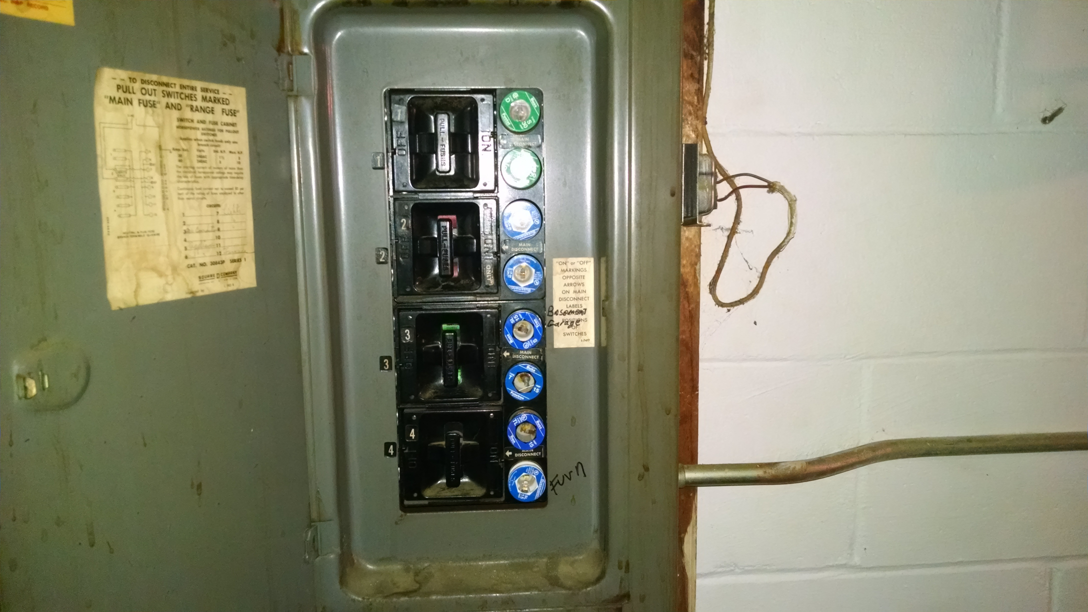 Who Knows Fuse Boxes Blog Level1techs Forums Electical Box Fuses It Belongs In A Museum Indiana Jones So Heres My