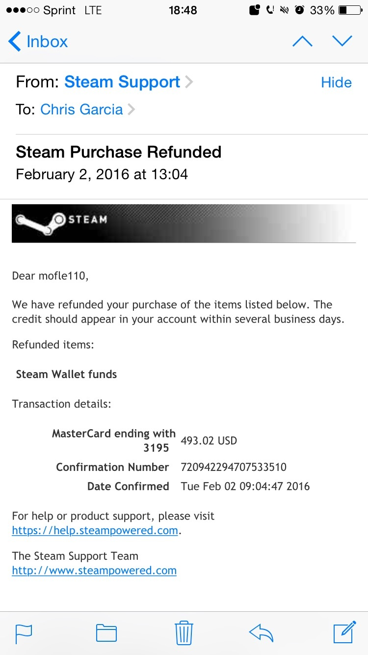 HELP! My steam account was hacked! - Security - Level1Techs