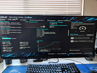 It Just Works (tm) x470 motherboard using Linux - Build a PC